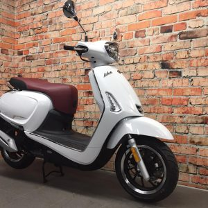 Kymco New Like wit Demo