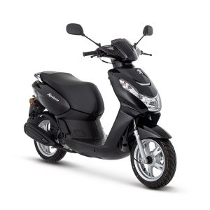 Peugeot Kisbee active black