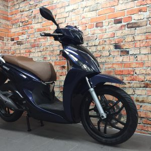 Kymco New People S Blauw